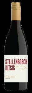 Stellenbosch Uitsig Shiraz, Friesland, Premium, Stellenbosch, wine of south africa